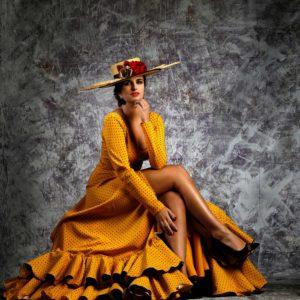 Trajes de Flamenca Señora